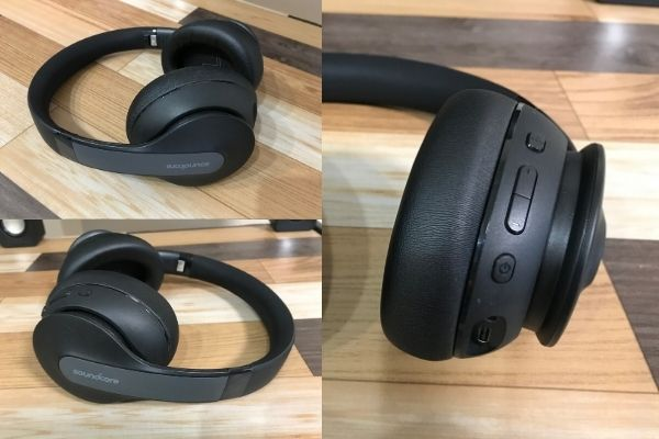 Anker:Anker Soundcore Life Q10 USB-C充電