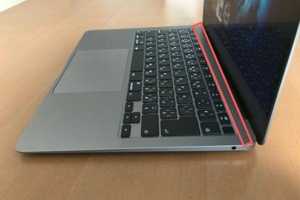 MacBookAir 表